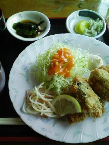 浦村の牡蠣